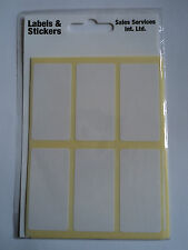 Sticky Labels White Blank Labels Self Adhesive Address Labels Plain Stickers New