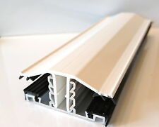 Timber Support Glazing Bar For 10mm 16mm 25mm Polycarbonate Roofing Sheets