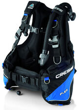 Cressi Flex Travel BCD for Scuba Diving