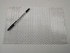 COARSE Aluminium Modelling Mesh 20cm x 30cm for MODROC/ Sculpture/ Model Making