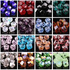 100pcs 6mm Austria Helix 5020 Crystal Beads Loose Beads Jewelry Making