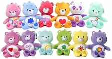 "NEW OFFICIAL 5"" 12"" 15"" CARE BEAR COLLECTIONS PLUSH SOFT TOYS"