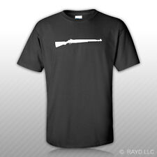 M1 Rifle T-Shirt Tee Shirt Gildan S M L XL 2XL 3XL Cotton M-1