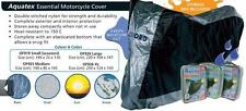Oxford Aquatex motorcycle rain weather cover