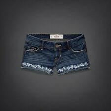 HOLLISTER LOW RISE SHORT-SHORTS Original Retail $44.50