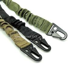 Outdoor Military Tactical 2-Point System Multi-function Rifle Gun Sling Hunting