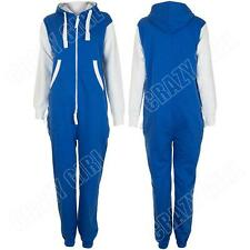 New Boys Kids Football Kit Chelsea Man City Onesie Fleece All In One Jumpsuit S
