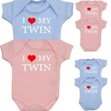 BabyPrem Baby Clothes Premature Newborn 3 6 M Twins 2 Bodysuits Vests Creepers