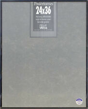 24x36 Poster Frame Pack of 6 - Black, Silver, Gold, Clear