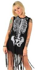 Iron Fist - Creepers Muscle Fringe Tank - New - Official Merch - Ladies