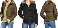 OLD NAVY Women Frost Free Faux Fur Puffer Winter Jacket Coat XS,S,M,L,XL,2XL NEW