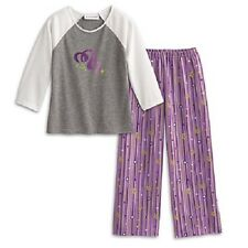 American Girl Doll McKenna's GIRL PAJAMAS for GIRLS size XS S M L or XL mckenna