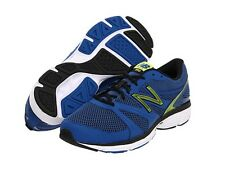 NEW BALANCE M590RL Mens Running Athletic Shoe Blue / Lime New in Box