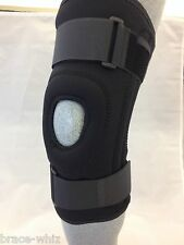 Super Comfort Stabilizing Hinged Knee Brace and Support by Brace-Whiz