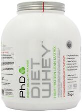 PhD Nutrition Diet whey 2kg  ALL FLAVOURS