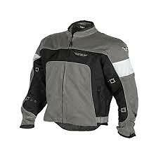 Fly Cool PRO Mesh Jacket Silver/Black