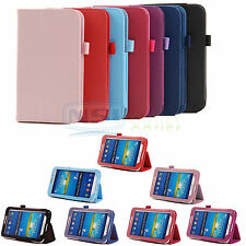 New Folding PU Leather Case Cover for Samsung Galaxy Tab 3 7.0 T210 P3200 P3210