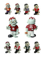 NCAA ZOMBIE GARDEN GNOME - SELECT YOUR TEAM - NEW - COLLEGE