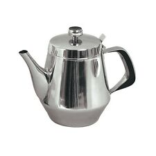 STAINLESS STEEL, TEAPOT, 20; 32; 48 OZ ( NEW )