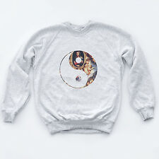 YING YANG RELIGION HIPSTER SWEATER Hype Peace Obey Angles Mens Girls Sk8r Jumper