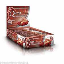Quest Nutrition Protein Bars Bar 12x60g High Whey Supreme Strawberry Cheesecake