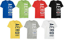 Mens Aeropostale T-Shirt Sizes XS, S, M, L, XL, 2XL, 3XL NWT AERO NY 87 Tees NEW