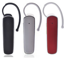 Stereo Bluetooth Hands-Free Headset Earphone for Cell Phone iPhone HTC Samsung