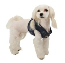 [PUPPIA] AUTHENTIC HARNESS for PET DOG PUPPY * CYBERSPACE (B) * ANY SIZE & COLOR