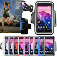 Workout Running Sports Gym Armband Case Cover Fit to LG Google Nexus 5 D820
