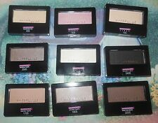 New Maybelline ExpertWear Single Eyeshadow shades Eye shadow You Choose