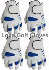 4 Golf Gloves Cabretta Leather Palm  5 Sizes Small Medium Large Extra XL 4 Gents