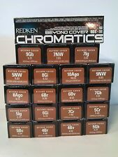 Redken Beyond Cover Chromatics 2 oz (20 Colors to Choose From)