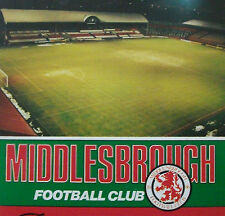 Middlesbrough Home Programmes *Select from list*