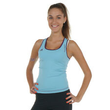 Adidas Real Madrid TANK Womens Top Shirts training fitness see size  Free P&P