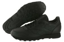 REEBOK CLASSIC LEATHER CTM Black Black J90119 Classic Running MEN