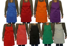 Plain Cooking Chef Apron with Pocket