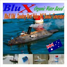 RC Model  Boat Smoke Generator  6-12 V with Fluid