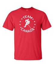 TEAM CANADA Hockey Olympics Winter Sochi Men's Tee Shirt 757