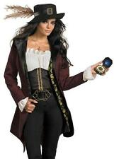 PRESTIGE Female Pirate Pirates of Carribean ANGELICA Costume * S, M, L & XL PLUS