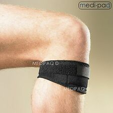MEDIPAQ™ Magnetic Knee Patella Support Strap - Tendon Leg Pain Therapy Brace Aid