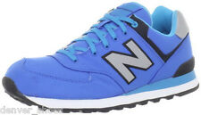 New Balance 574 Mens Classic Running Shoes NEW DS Collector Blue Black ML574WBB