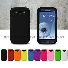 Heavy Duty Defender Tough Shock Proof Case Cover for Samsung Galaxy S3