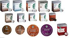 NEW Starbucks Verismo 12 Count Coffee Pods YOU PICK THE FLAZOR