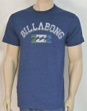 Billabong Variety Recycler T-Shirt Mens Blue Organic Cotton T-Shirt NWT New