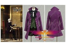 Anime Black Butler Ii 2 Alois Trancy Cosplay Costume Clothing New Hot