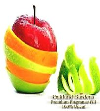 Apples & Oranges FRAGRANCE OIL - classic blend of two perennial favorites -...