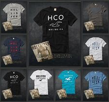 Hollister by Abercrombie & Fitch - Herren Graphic T-Shirt - S M L XL
