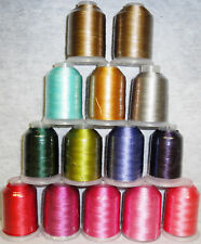 #122 Robison Anton Super Strength Rayon EmbroideryThread 1100 yds Mini
