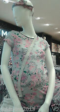 MATERNITY T SHIRT LONG TEE TOP  BABY ON BOARD PRIMARK  8-20 PREGNANCY TOP