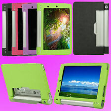 "Protection Case Cover PU Leather for 10.1"" Lenovo Yoga Tablet 10 B8000    F149"